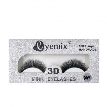Eyemix handmade serial eyelashes 3D D09