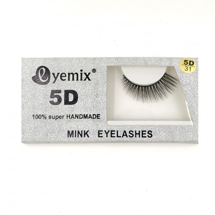 Eyemix handmade serial eyelashes 5D/31