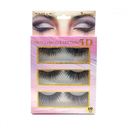 Itis Beauty Faux Lashes 5D/02