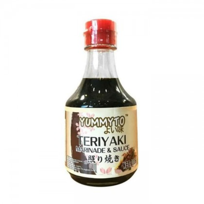 Yummyto Teriyaki Sauce - 200 ml
