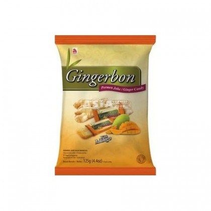 Ginger-mango Bonbons - 125 g