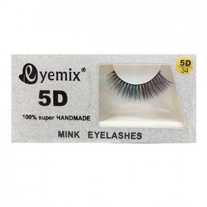Eyemix soros műszempilla 5D/34