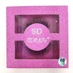 Itis Beauty serial eyelashes 6D/39