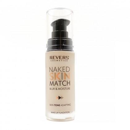 Revers Naked Skin Match Foundation No.1