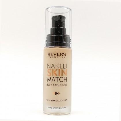 Revers Naked Skin Match Alapozó No.2