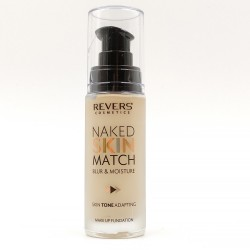 Revers Naked Skin Match Alapozó No.3