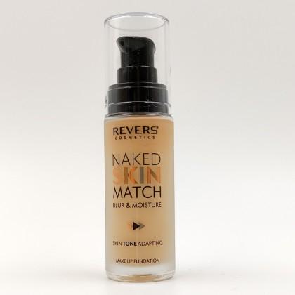 Revers Naked Skin Match Alapozó No.4