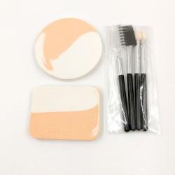 My Beauty Tools mini sminkkellék szett (bézs)
