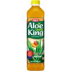 OKF Aloe Vera Drink Mango - 1.5 L