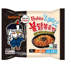 5 pcs Samyang Light Spicy Chicken Roasted Noodle