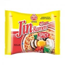 Ottogi Jin Ramen Hot Instant Noodle - 120 g