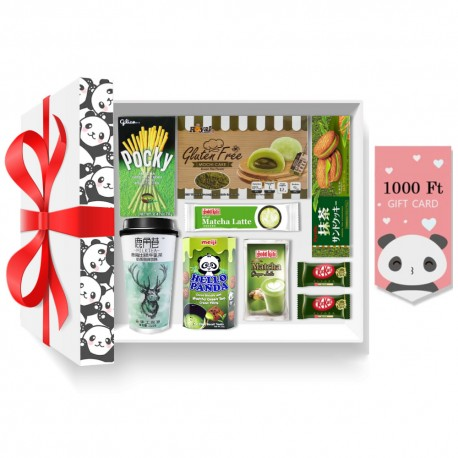 Matcha lovers gift set
