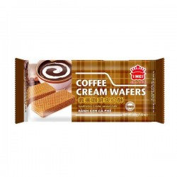 I Mei Cream Wafer - Coffee