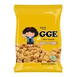 GGE tészta snack BBQ íz