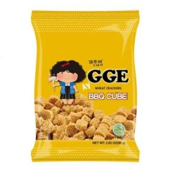GGE Wheat Crackers BBQ Flavor 80g
