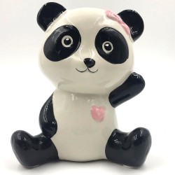 Cuki Panda masnival kerámia persely
