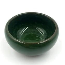 Zöld Jade porcelán teáscsésze
