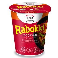 Rabokki instant tészta Gochujang szósszal