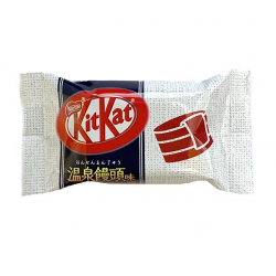 1 pc Hot Spring Mantou Kit Kat
