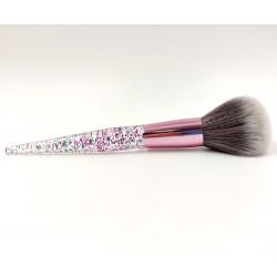 Fake Face Powder Brush (glittered)