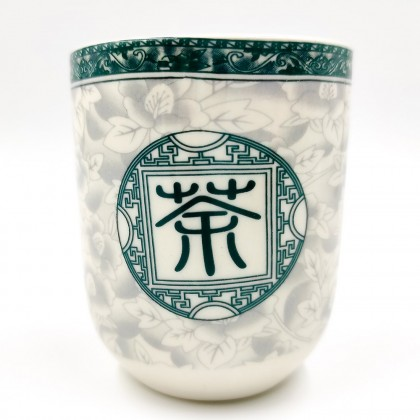 The great Wall of China porcelain teacup