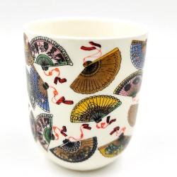 Fans porcelain teacup