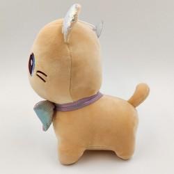 Kawaii brown cat plush