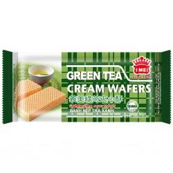 I Mei Cream Wafer - Green Tea