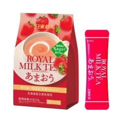 Nitto Royal Japanese Strawberry Milk Tea