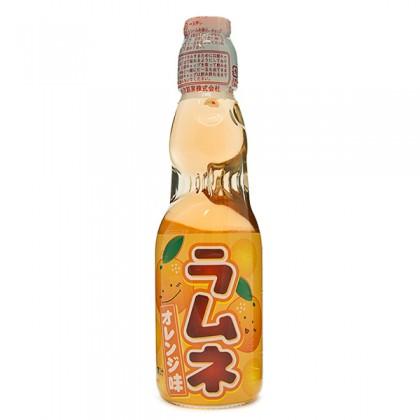HataKosen: Narancs Ramune (japán szóda)