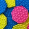 Push Pop Bubble Fidget Sensory Toy - Stress Relieve - Square