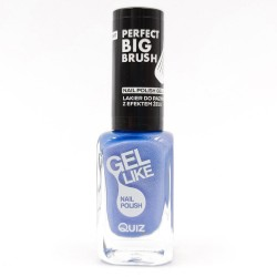 Quiz Gel like nail polish blue No.746
