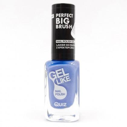 Quiz Gel like nail polish orange No.706