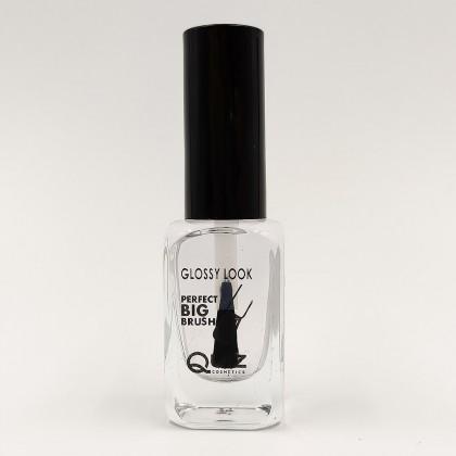 Quiz Gel like nail polish colorless No.00