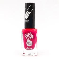 Quiz Gel like nail polish pink No.723