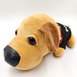 Cool police dog plush