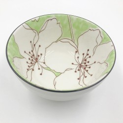 Sakura Soup/Rice Bowl - Green