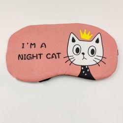 Eyemask I'm a Night Cat