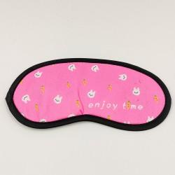 Eyemask Rabbit (pink)