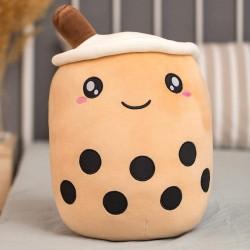Boba Milk Tea Plushie Pillow