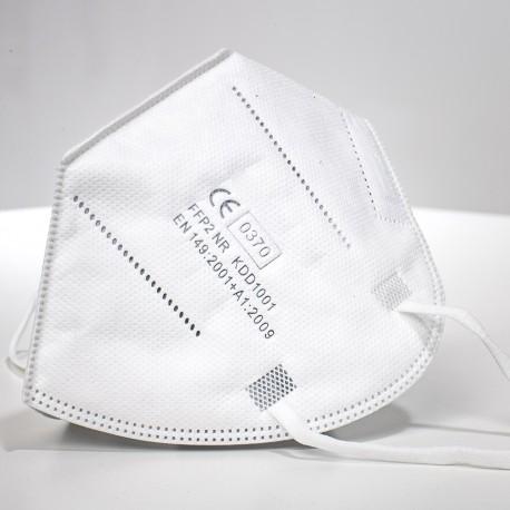 10 db FFP2 KN95 egészségügyi maszk