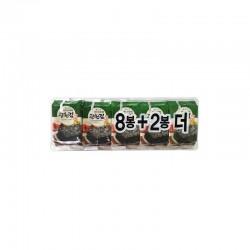 Seasoned Nori pack (10 pcs)