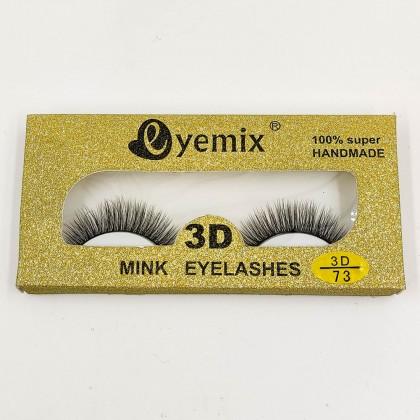 Eyemix handmade serial eyelashes 3D/73