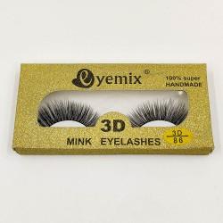 Eyemix handmade serial eyelashes 3D/86