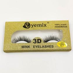 Eyemix handmade serial eyelashes 3D/67