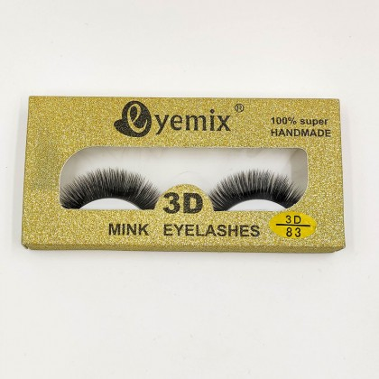 Eyemix handmade serial eyelashes 3D/83