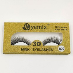 Eyemix handmade serial eyelashes D70
