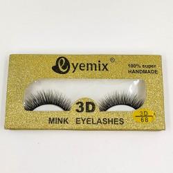 Eyemix handmade serial eyelashes 3D/68