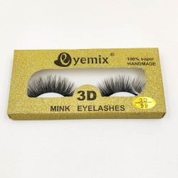 Eyemix handmade serial eyelashes 3D/99