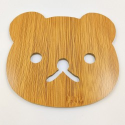 Bamboo Placemat Bear